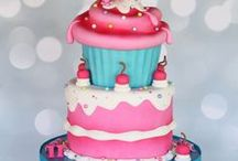 'Peggy Does Cake' Cakes / Cakes and goodies made by Peggy Does Cake!