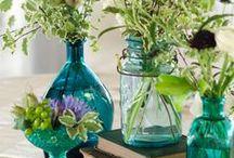 Идеи декора / Идеи простого и необычного декора для дома и квартиры, то, что можно сделать своими руками.