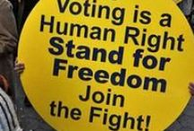 Voting Rights / Voting rights past and present