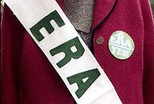 Equal Rights Amendment / Pins that have to do with the ERA