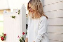 Women's Fashion / We love fashion so much we thought we share our favorite trends season in season out!