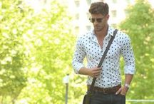 Men's Apparel / We love fashion so much we thought we share our favorite trends season in season out!