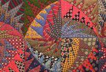 Quilted Necktie Projects / by Dean Davis