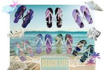 Going to the Beach / Going to the Beach for Fun in the Sun. This Collection features beachwear, beach towels, flip flop sandals and beach totes. Have fun swimming in the sea! / by Christine aka stine1