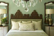 Bedrooms / by Carla Vaussine Cranfill