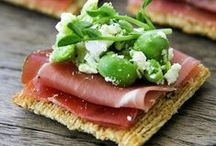 Snacks / Sweet and savory snacks for feeding a crowd or noshing on your own