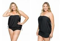 Athena PLUS / Plus size bikinis, tankinis, & one pieces that are fashionable & flattering. / by SwimSpot
