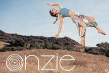 Onzie / Yoga apparel that is flattering, functional and flexible. Onzie is now available at SwimSpot.com! / by SwimSpot