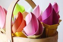 My Origami Parties / Tante idee di carta per le tue feste