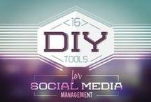 #SocialMedia #Tools / by Valentina Tanzillo