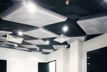 Stretch Ceiling in Commercial Spaces