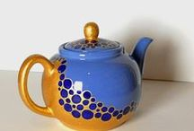 My tea obsession / Great ideas / inspirations for infusions; teas or otherwise. / by Deana Seabrooks