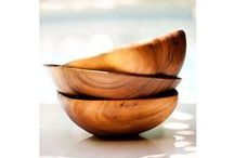Acaciaware by Pacific Merchants / Acaciaware is the most extensive line of Acacia wood dishware and dinnerware on the market. Whether you're looking for a wooden salad bowl, set of square plates or a wooden spoon, visit Pacific merchants first!   Not only can acacia wood bowls, plates and dinnerware be washed easily with warm water and soap, but the wood doesn't absorb odors or liquids, making it ideal for serving food. Acacia hardwood serving dishes and dinnerware are sure to be a favorite in your kitchen for years to come!
