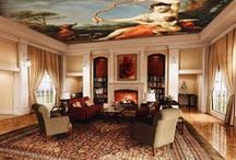Laqfoil Residential Stretch Ceilings / Residential spaces with stretched ceilings by Laqfoil.
