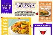 The Bachelorette Viewing Party Kit / Tune in to The Bachelorette this Monday, June 16 on ABC at 8pm|7c for a special look at The Hundred-Foot Journey and spice up your viewing party with one the of recipes inspired by the film. / by The Hundred-Foot Journey