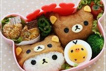 Eat it? ( Bento and Fruit ) / Bento.... Nam...