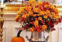 Traditional Autumn Decor