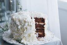 Sweet Treats / Yummy cakes and delicious party treats