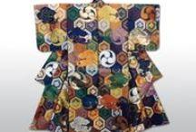Artful Textile and Fiber / Art of Textile and Fiber works