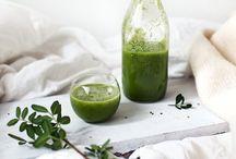 succhi-juice-smoothies / Centrifughe e succhi di frutta e verdura. Deliziose bevande naturali per sentirsi naturalmente bene