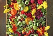 Flower Arrangement / Beautiful flower arrangement