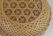 Japanese Basketry / Japanese Basketry Collection available @artezanatostudio.com.