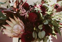 Pretty little Wedding flowers / Everything that flowers can be used for in a wedding