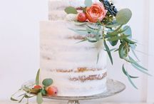 Pretty Little Wedding Cakes