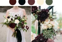 Pretty Little Wedding Colors/Themes