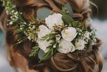 Pretty little wedding glam