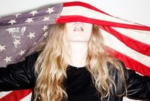 ★ Stars and Stripes ★ / by GYPSY WARRIOR