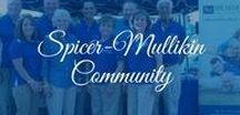 Spicer-Mullikin Community / We know the importance of community, and proudly support local businesses, family-owned businesses, and charity organizations.