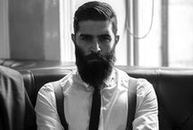 > < Male hair and beard > < / Hair and beard styles for men.