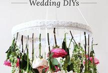 Pretty Little Wedding DIYs / Great DIYs for everything wedding!