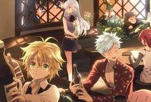 ___T.S.D.S___ / The seven deadly sins / Nanatsu no Taizai