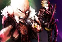 One punch man!!!