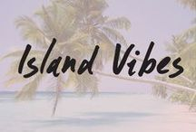 Island Vibes / Island inspiration & makeup for all travel lovers!