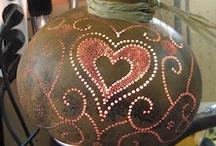 gourd handicraft