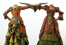history in fashion / by Lily Greene