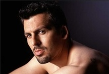 Oded Fehr / These are select images of actor Oded Fehr, who is someone I love to watch at work. His presence is strong and passionate, and he inspires me.