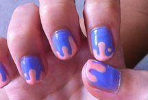 nails n stuff / nail ideas//tips & tricks