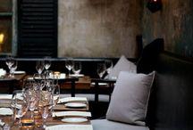 Restaurants/Hotels