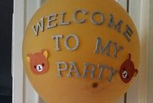 Party Planning / holidays_events / by Emily Loo