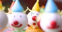 Cake Pops / A collection of beautiful cake pops. Eine Sammlung von hübschen Cake Pops.
