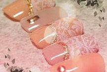 my nails / セルフネイル集。自爪ポリ派。