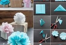Gift Wrapping / Bringing beauty to gift wrapping