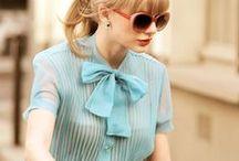 Taylor Swift / Fashion Inspiration
