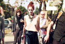 Taylor Tomasi Hill / Fashion Inspiration