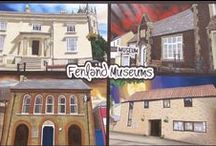 Fenland Museums / Anything and everything from museums in the Fens.
