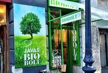 Retail design / Cégtáblák, portál tervezés / Cégtáblák, portál tervezés / Sign and shop-window design